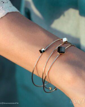 دستبند مکعبی برند vonly