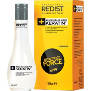 keratin oil redist