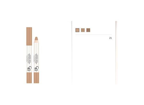 کانتور مدادی گلدن رز 21